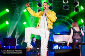 04.02.2014 / Golfpark Dessau / A spectacular night of queen