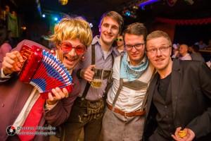 08.03.2014 / TV Club Leipzig / Jugendtours Betreuerstadl