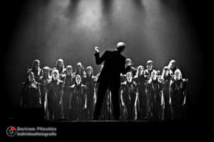 06.04.2013 / Stadthalle Magdeburg / Scala & Kolacny Brothers
