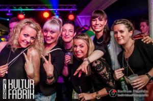 18.05.2014 / Klub Kulturfabrik / HipHop Hooray