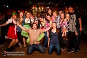 07.03.2015 / Leipzig / TV Club / Jugendtours Betreuerstadl
