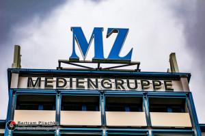 06.09.2015 / Halle (Saale) / Mitteldeutsche Zeitung Druckhaus / Tag der offenen Tür