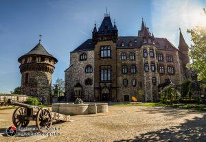 11.05.2016 / Wernigerode / Schloss – Lustgarten – Innenstadt – Campus