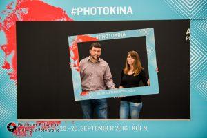 24.09.2016 / Köln / Messegelände / Photokina 2016
