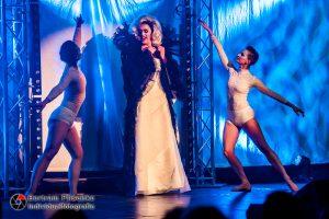 20.01.2017 / Köthen / Veranstaltungszentrum / Lady Maxime 10 Jahre Die Jubiläumsshow