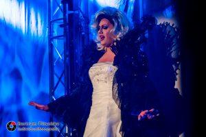21.01.2017 / Köthen / Veranstaltungszentrum / Lady Maxime 10 Jahre Die Jubiläumsshow