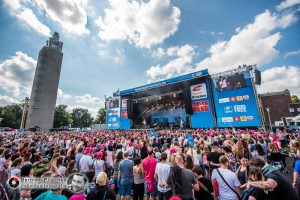 27.08.2017 / Magdeburg / Rothehornpark / Stars for Free 2017 mit Radio Brocken
