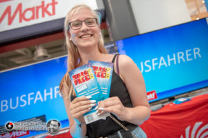 20.07.2018 / Magdeburg / Media Markt / Radio Brocken Ticketparty
