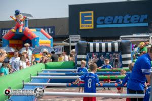 04.08.2018 / Halle / Radio Brocken beim Sommerfest E-Center Hermes Areal