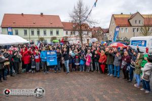 15.03.2019 / Ahlsdorf / Lindenplatz / Radio Brocken – Scheine für Vereine