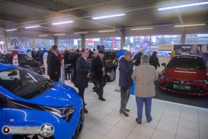 16.11.2019 / Bitterfeld / D.I.T. Autohaus Eröffnung mit Radio Brocken